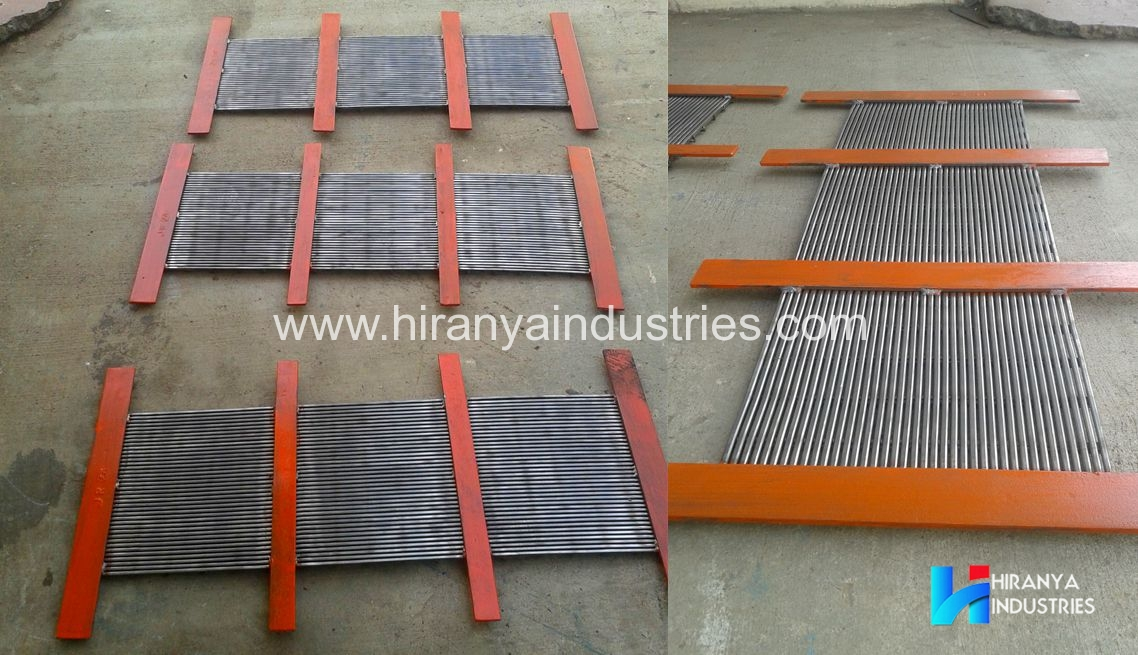 Looped Wedge Wire Screens | Welded Wedge Wire Screens | Hiranya ...